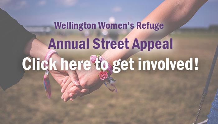 Wellington Womens Refuge - Annual Street Appeal